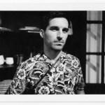 Olivier Hero Dressen Portrait 2015 polaroid fuji 180