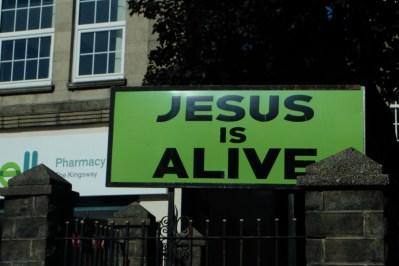Wohnt der hier?