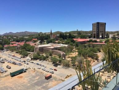 Dia Stadt Windhoek