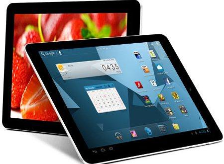 IMO Z9 Tablet Elegan dengan Performa Mantap