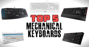 best top 5 keyboard gaming terbaik terbaru 2016 murah