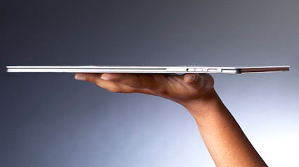 Laptop Ultra Thin, Antara Samsung dan ASUS