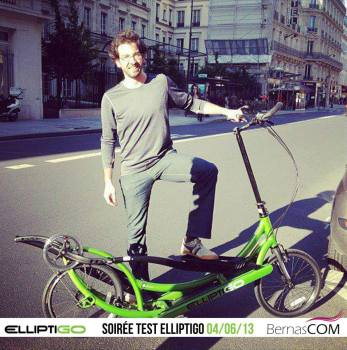 Test Elliptigo