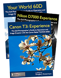 camera Canon Nikon user's guides dSLR
