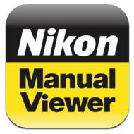 Nikon Manual Viewer app ipad iphone guide book tutorial instruction