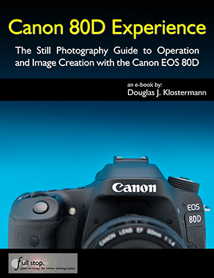 Canon 80D Experience book manual guide how to tips tricks