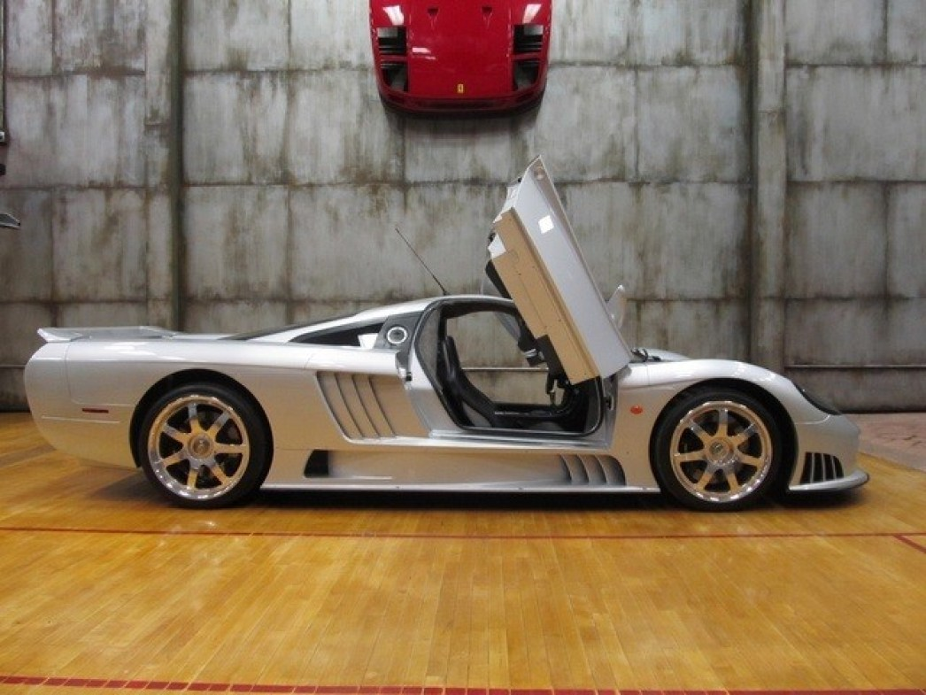 2003 Saleen S7 for Sale - 1 of 4 Factory Perf. Cars ...