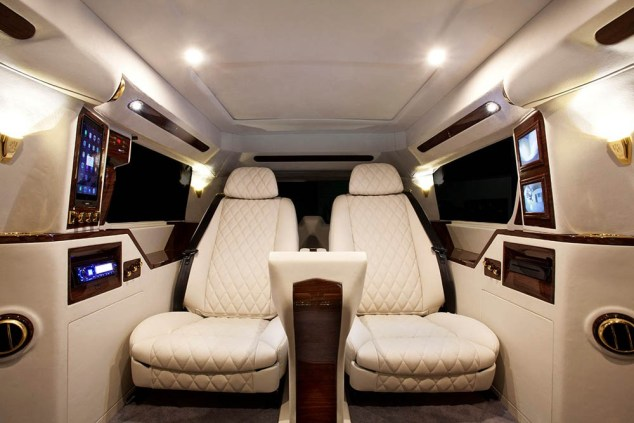 2015 Cadillac Escalade Luxury Sky Captain Edition from ...