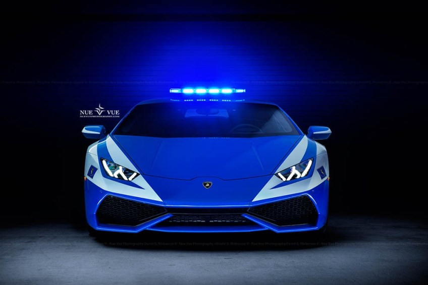 Lamborghini Huracan Police Car Quot Chase Quot Behind The Scences