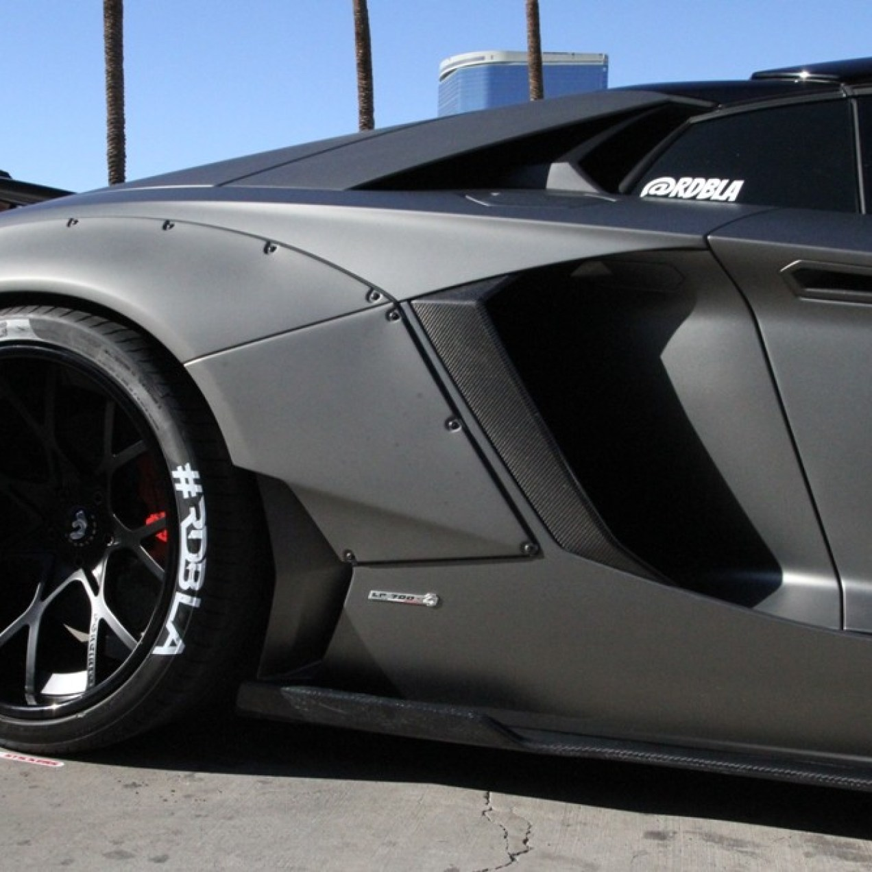 Tire Stickers & The Best SEMA Show 2015 Builds
