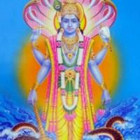 In Praise of Vishnu - Sashankha Chakram