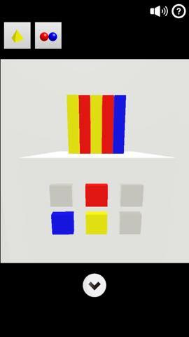 Th 脱出ゲーム Cubes   攻略と解き方 ネタバレ注意 1156