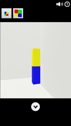 Th 脱出ゲーム Cubes   攻略と解き方 ネタバレ注意 1191