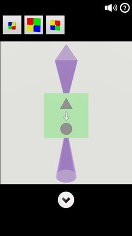 Th 脱出ゲーム Cubes   攻略と解き方 ネタバレ注意 1192