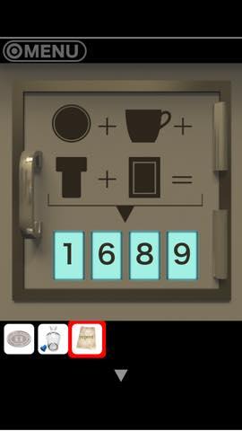 Th 脱出ゲーム MONSTER ROOM2(モンスタールーム2)   攻略と解き方 ネタバレ注意  2955
