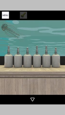 Th 脱出ゲーム Ocean View(オーシャンビュー)    攻略と解き方 ネタバレ注意  2785