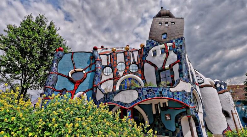 Hundertwasser House of Plochingen