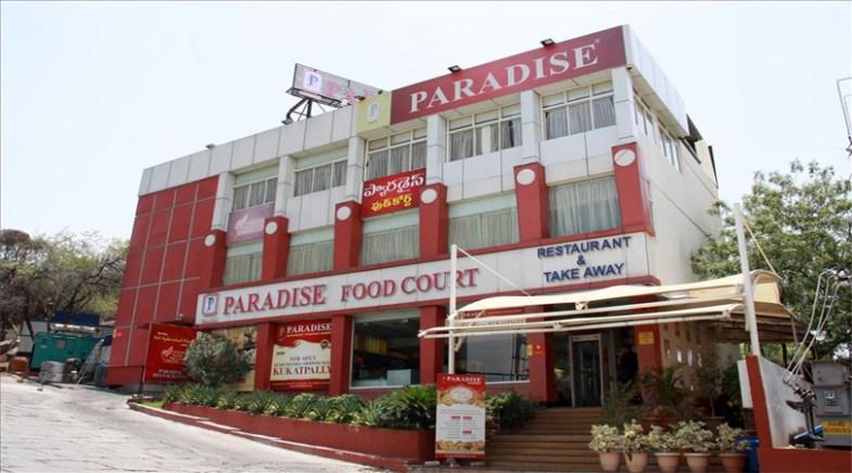 Paradise Restaurant in Hyderabad