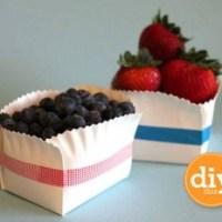 10 manières de recycler... des assiettes en carton