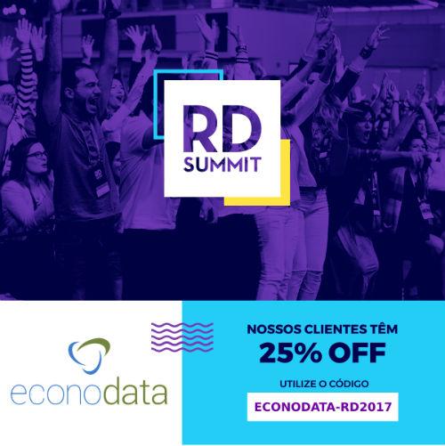 Cupom de Desconto RD Summit Econodata