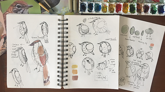 Character Design Brief : Character design how to infuse a drawing with