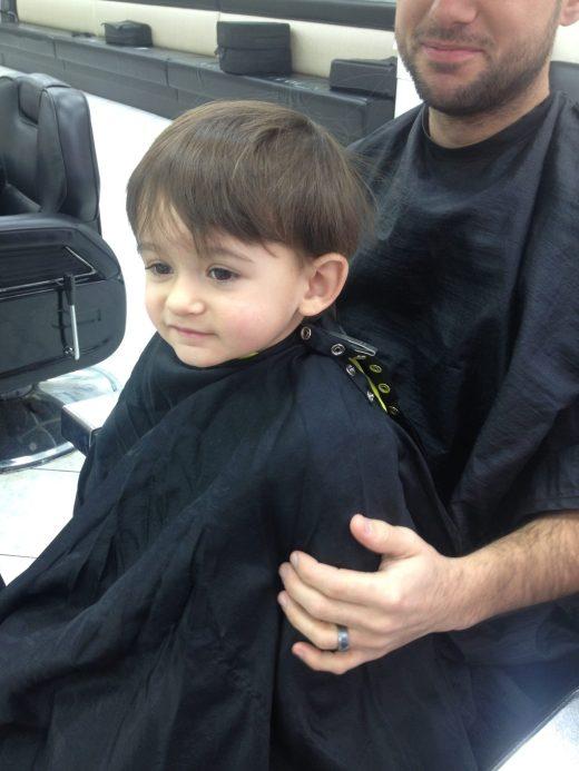 haircutbefore