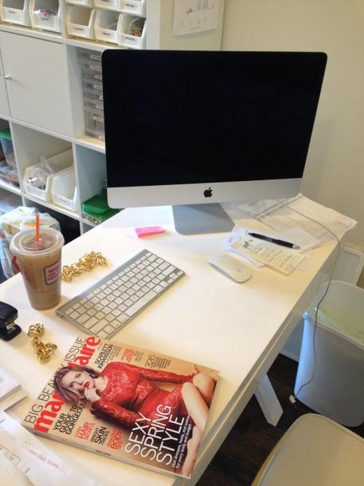 loren hope Desk