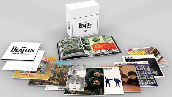 The Beatles The Beatles In Mono Vinyl Box Set A Future