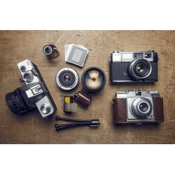 Small Crop Of Gifts For Photographers