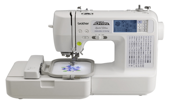 Brother LB6800PRW Embroidery and Sewing Machine