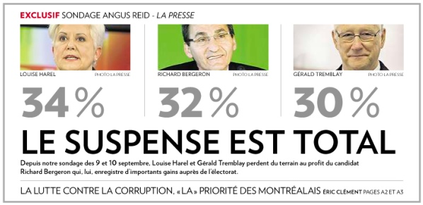 From Friday's La Presse