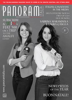 Panoram Italia cover for Dec. 2012/Jan. 2013