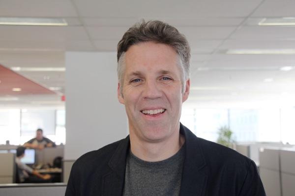 Bob Babinski was hired at City Montreal a year and a half ago.
