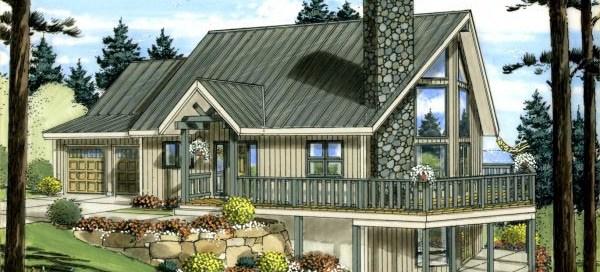 House Plan 99943