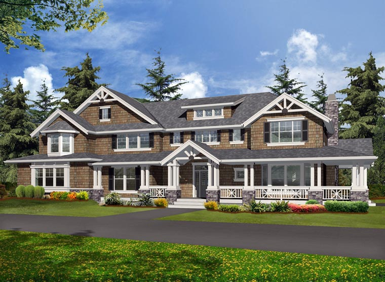 new craftsman house plan family home plans blog