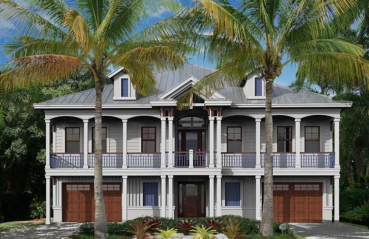 coastal house plan for life at the beach family home