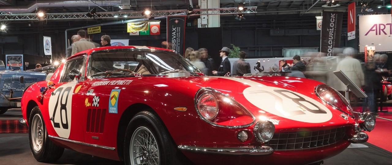Ferrari 275 GTB Competitzione - sn 9079GT (2)