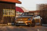 Essai automobile - Volkswagen Coccinelle Dune Cabriolet
