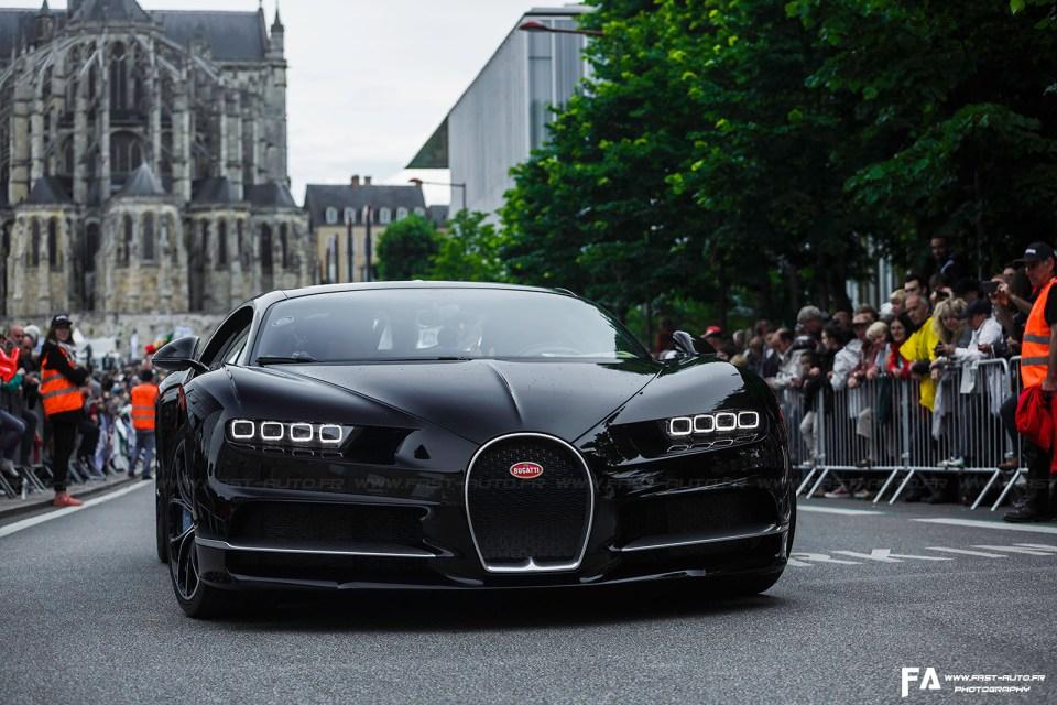 Photo Bugatti Chiron