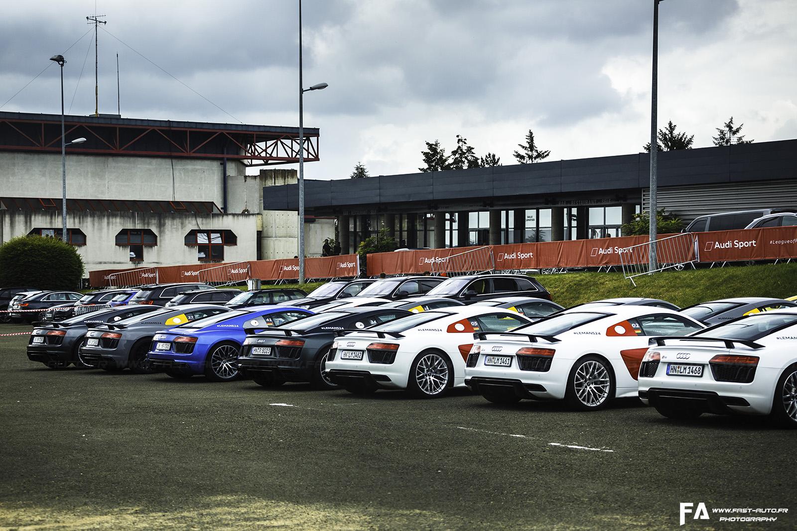 Photo 24 Heures du Mans 2016
