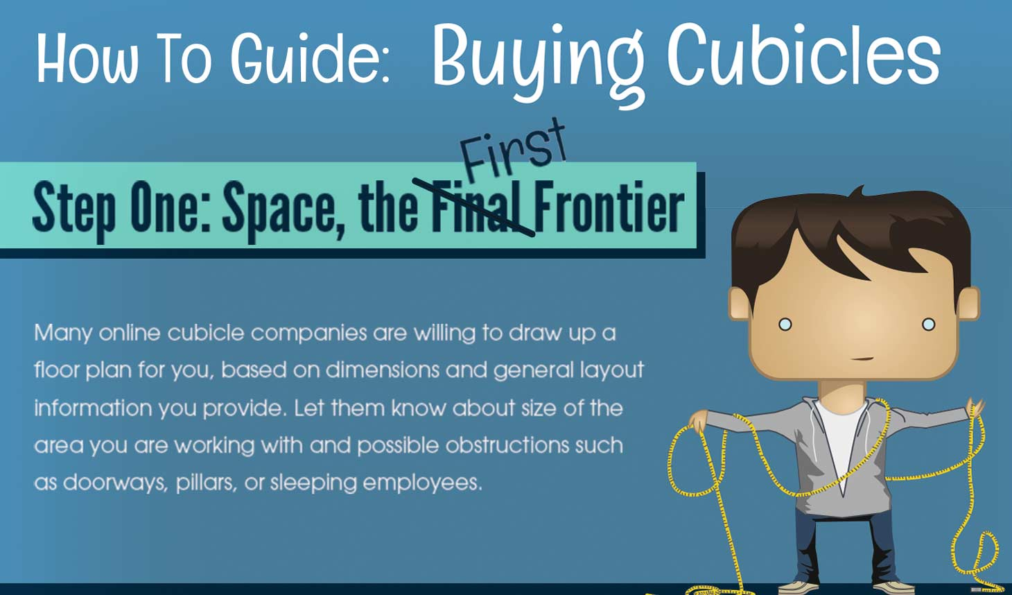 Cubicle Buyers Guide Infographic