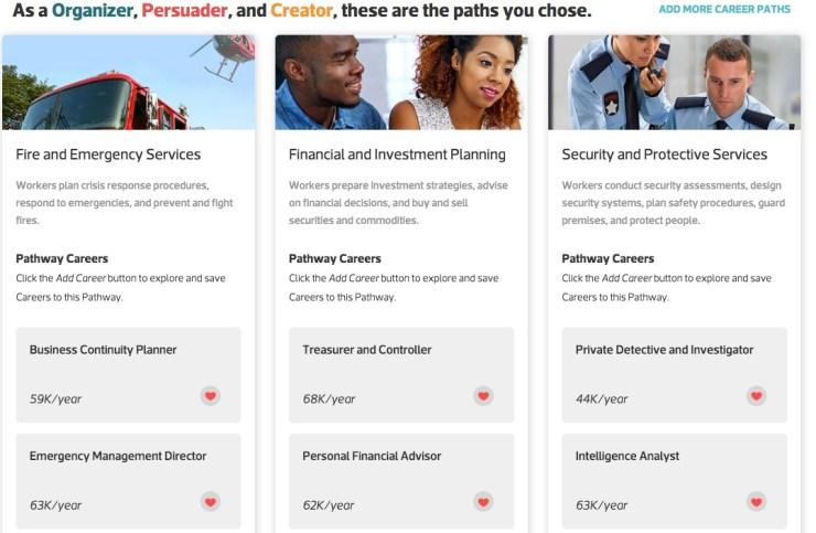 Career Paths & Careers