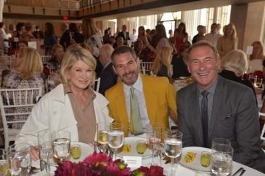 Martha Stewart, Bronson Van Wyck, Hal Rubenstein