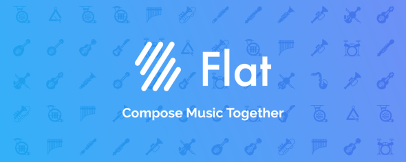 Flat.io - Collaborative Musical Score Sheets