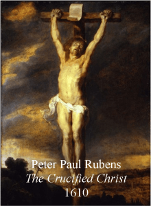 Peter Paul Rubens - The Crucified Christ