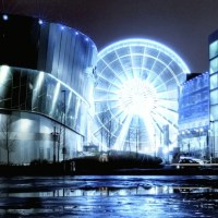 The Echo Wheel of Liverpool I