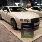 Bentley at 2013 Chicago Auto Show