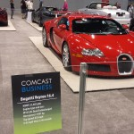 1.5 million dollar car at 2014 Chicago Auto Show