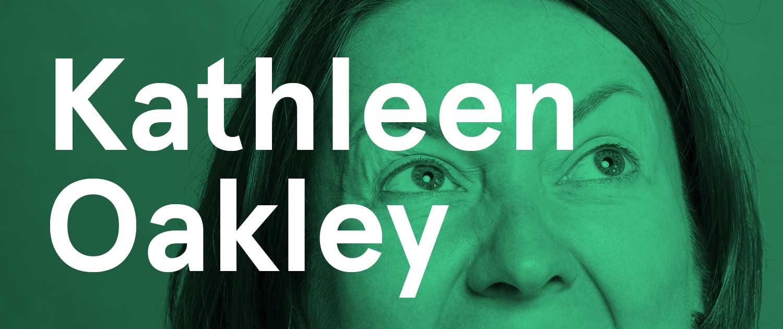 Kathleen Oakley photograph