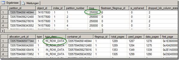SQL Server 2012 – Columnstore Indizes updaten